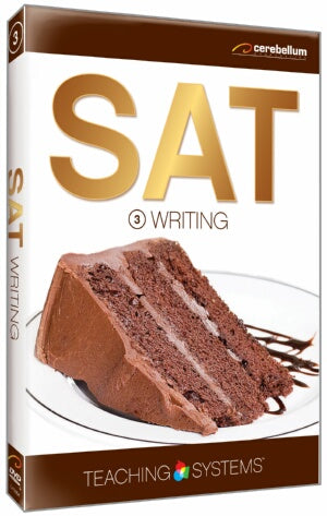 Teaching Systems: SAT Writing