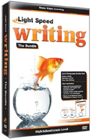 Light Speed Writing: Development Super Pack