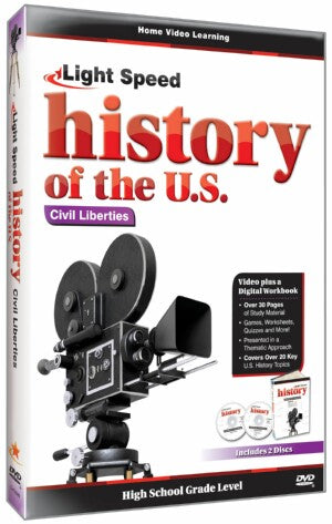 Light Speed History of the U.S: Civil Liberties
