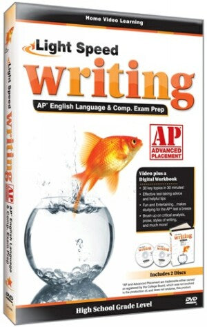 Light Speed Writing: AP English Language & Composition AP Exam Prep