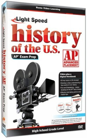 Light Speed History: History of the U.S. AP Exam Prep