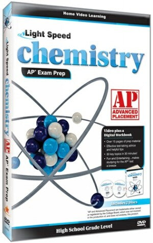 Light Speed Chemistry: Chemistry AP Exam Prep