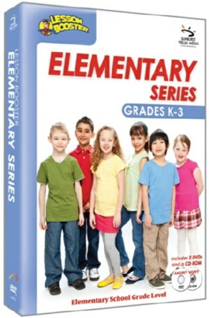 Lesson Booster Elementary Series