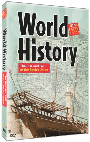 World History: The Rise and Fall of the Soviet Union 2 Volume Set