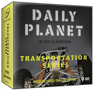 Daily Planet: Transportation Super Pack