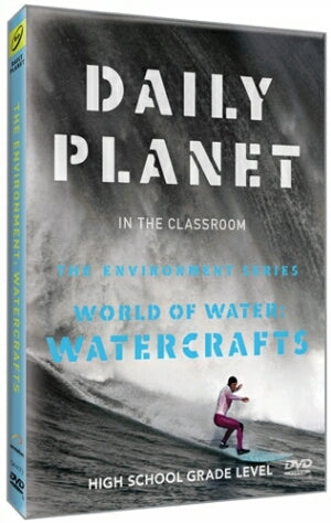 Daily Planet: Watercrafts