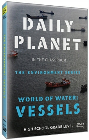 Daily Planet: Vessels