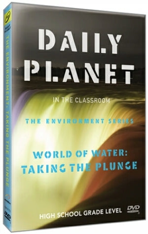 Daily Planet: Taking the Plunge