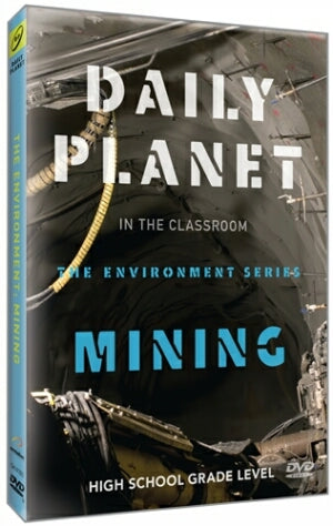 Daily Planet: Mining