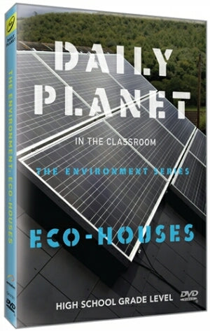 Daily Planet: Eco Houses
