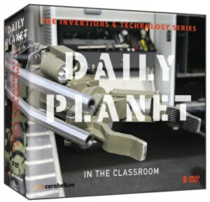 Daily Planet in the Classroom: Inventions & Technology Super Pack