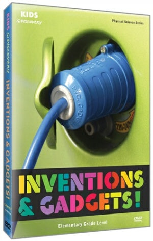 Inventions & Gadgets!