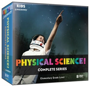 Kids @ Discovery: Physical Science Super Pack