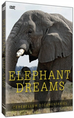 Elephant Dreams DVD