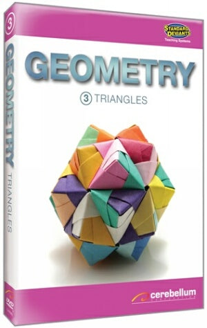 Geometry Module 3: Triangles