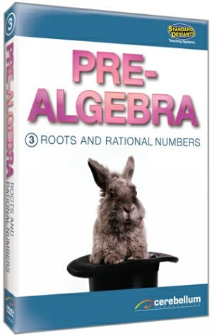 Pre-Algebra Module 3: Roo& Rational Numbers