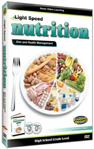 Light Speed Nutrition 3: Diet and Health Management
