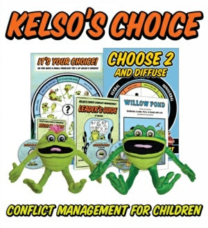 Kelso's Choice Conflict Management Skills Kit, 4th Edition