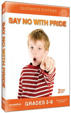 Guidance Systems: Say No With Pride DVD