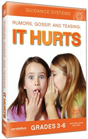 Guidance Systems: Rumors, Gossip, and Teasing: It Hurts DVD
