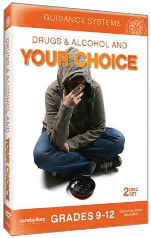 Guidance Systems: Drugs & Alcohol and Your Choice DVD