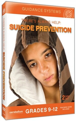 Guidance Systems: There's Always Help: Suicide Prevention DVD