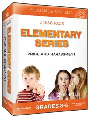 Guidance Systems Elementary Series: Pride and Harassment DVD Set