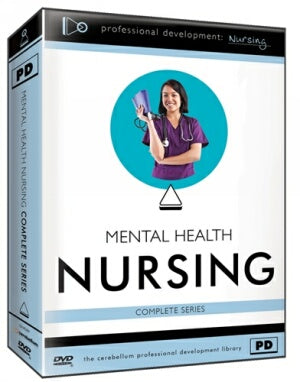 Mental Health Nursing Complete 5-DVD Series