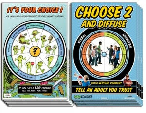 Mini Kelso's Choice Posters Grade K-3 (5-Pack) And Grade 4-5 (5-Pack) (11x17)