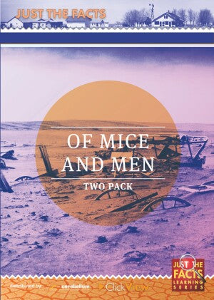 (US) Just the Facts: Of Mice and Men
