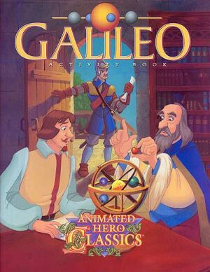 Galileo Activity And Coloring Book- Instant Download Instant Download