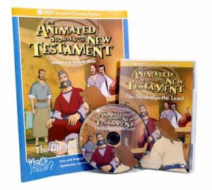 The Greatest Is The Least Video On Interactive DVD