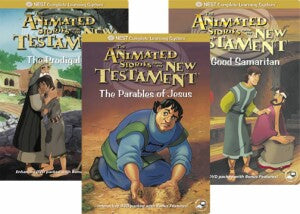 Parables of Jesus 3 DVD Package