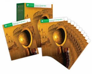 LIFEPAC Ninth Grade History & Geography Set