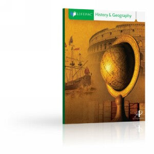 LIFEPAC Tenth Grade History & Geography Ancient Civilizations I