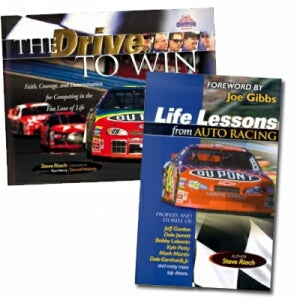 Heart of a Champion Nascar Lovers Pack