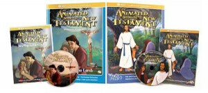 He is Risen and Worthy is the Lamb Interactive DVD 2-Pack