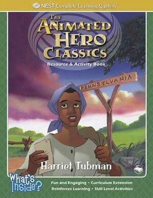 Harriet Tubman Activity And Coloring Book Instant Download