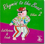 Rhymin' to the Beat Vol 2 CD