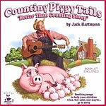 Counting Piggy Tails CD