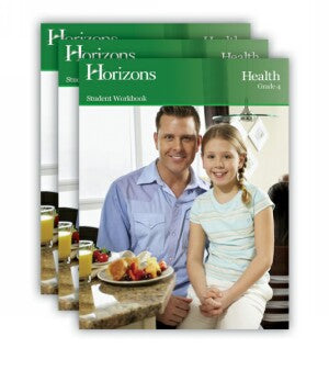 Horizons Health 4th grade Set