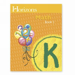 Horizon Mathematics K Student Book 1