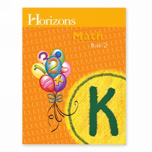 Horizon Mathematics K Student Book 2