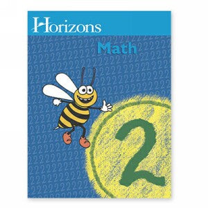 Horizon Math 2 Student Book 1