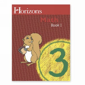 Horizon Mathematics 3 Student Book 1