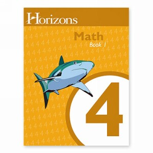 Horizon Mathematics 4 Student Book 1