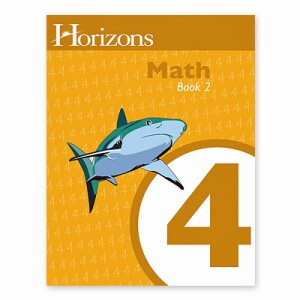 Horizon Mathematics 4 Student Book 2