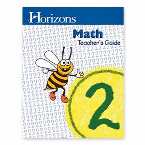 Horizon 2nd Grade Math TeacherÕs Guide
