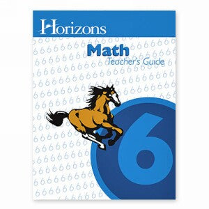 Horizon Mathematics 6 Teacher Handbook