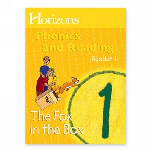 Horizon Complete Phonics and Reading 1 Student Reader 1, The Fox in the Box